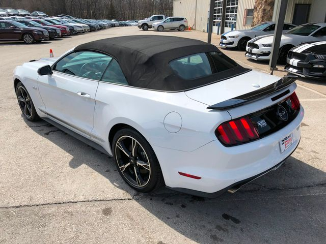2017 Ford Mustang GT Premium California Special Convertible in Gower Missouri, 64454