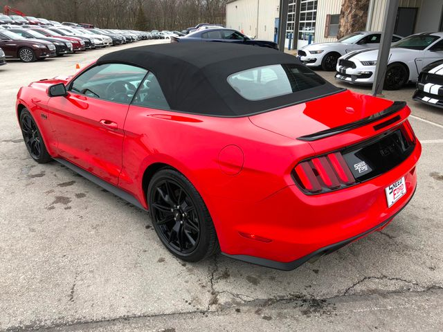 2017 Ford Mustang GT Premium Convertible in Gower Missouri, 64454