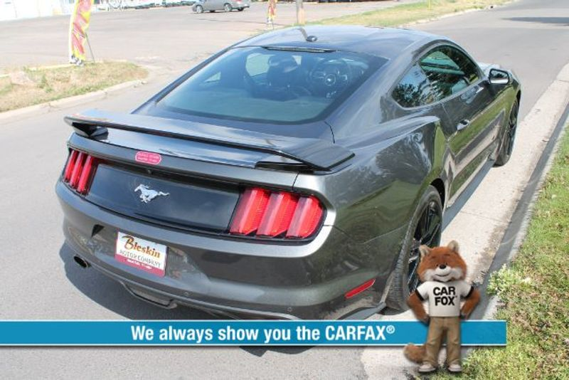 2017 Ford Mustang EcoBoost Coupe  city MT  Bleskin Motor Company   in Great Falls, MT