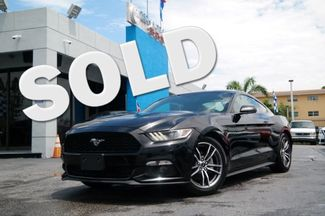 2017 Ford Mustang EcoBoost Hialeah, Florida