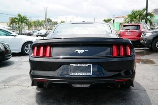 2017 Ford Mustang EcoBoost Hialeah, Florida 4