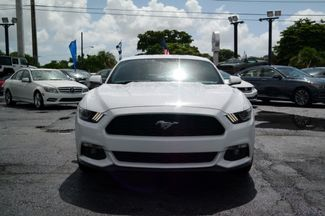 2017 Ford Mustang EcoBoost Hialeah, Florida 1