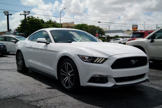 2017 Ford Mustang EcoBoost Hialeah, Florida 2