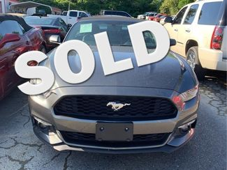 2017 Ford Mustang EcoBoost Premium - John Gibson Auto Sales Hot Springs in Hot Springs Arkansas