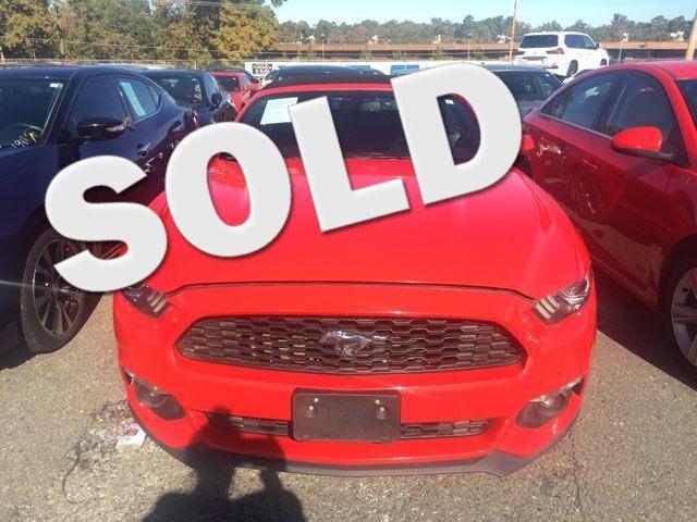2017 Ford Mustang Eco Premium - John Gibson Auto Sales Hot Springs in Hot Springs Arkansas