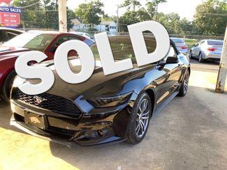 2017 Ford Mustang EcoBoost Premium - John Gibson Auto Sales Hot Springs in Hot Springs Arkansas