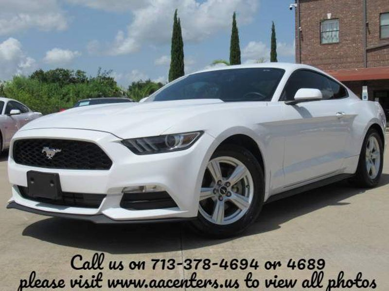 2017 Ford Mustang V6 | Houston, TX | American Auto Centers in Houston TX