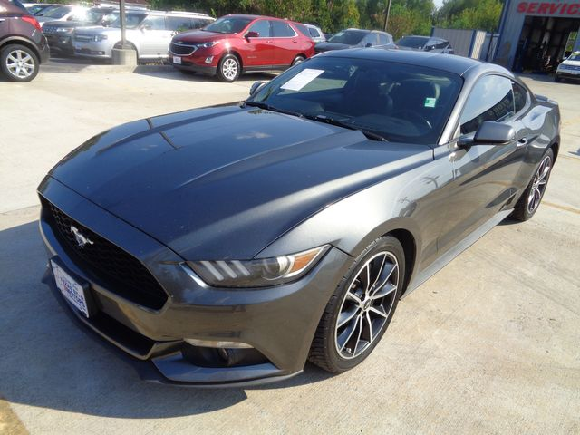 2017 Ford Mustang EcoBoost Premium in Houston, TX 77075