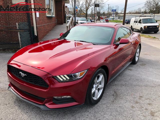 2017 Ford Mustang V6 Knoxville , Tennessee 9