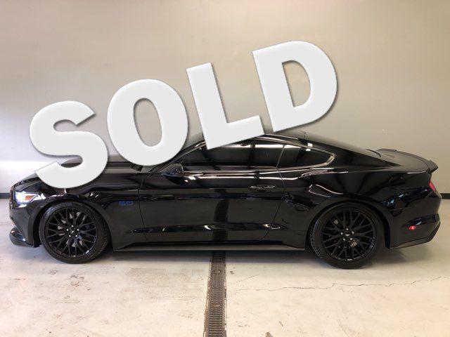 2017 Ford Mustang GT Premium Performance Pkg