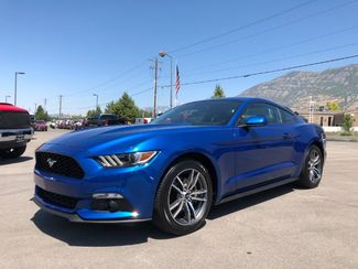 2017 Ford Mustang EcoBoost Coupe LINDON, UT