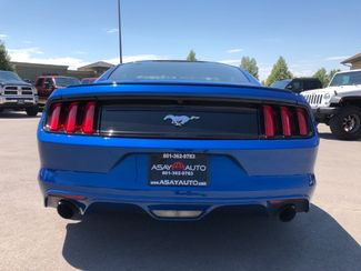 2017 Ford Mustang EcoBoost Coupe LINDON, UT 4