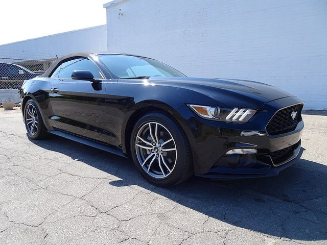 2017 Ford Mustang EcoBoost Premium Madison, NC 2