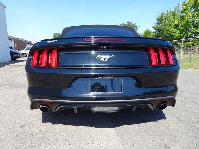 2017 Ford Mustang EcoBoost Premium Madison, NC 4