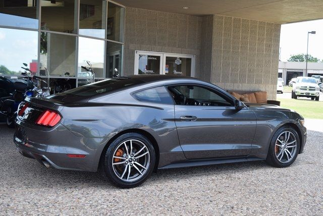 2017 Ford Mustang EcoBoost Premium in McKinney Texas, 75070