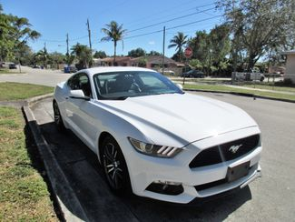 2017 Ford Mustang EcoBoost Miami, Florida 4