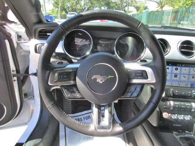 2017 Ford Mustang EcoBoost Miami, Florida 10
