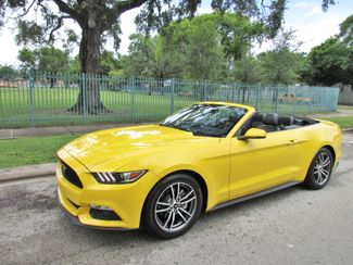 2017 Ford Mustang EcoBoost Premium in Miami FL, 33142
