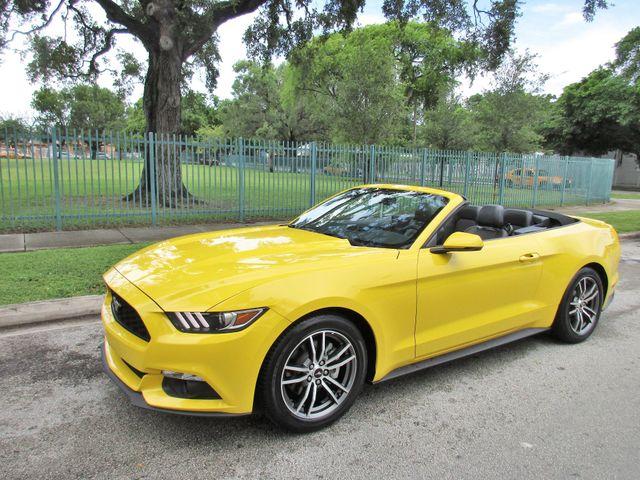 2017 Ford Mustang EcoBoost Premium Miami, Florida