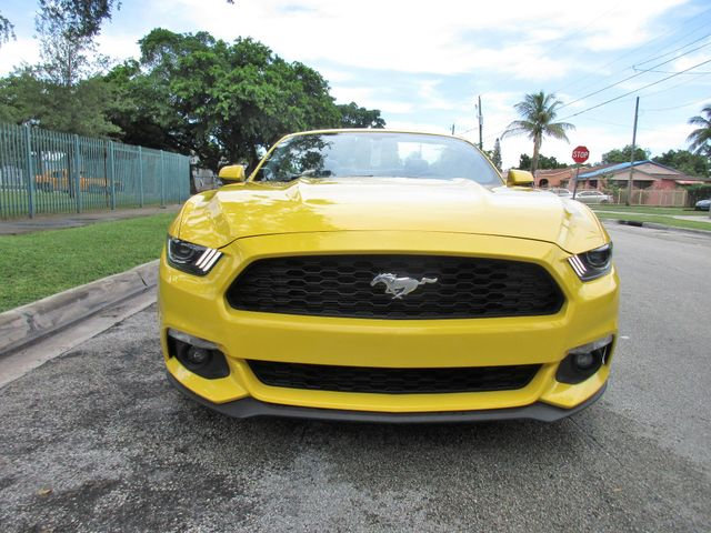 2017 Ford Mustang EcoBoost Premium Miami, Florida 2