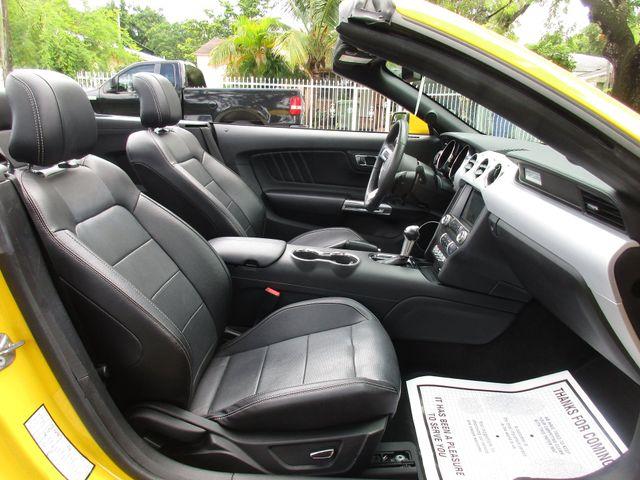 2017 Ford Mustang EcoBoost Premium Miami, Florida 5