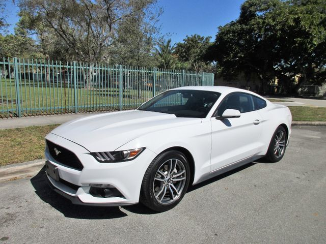 2017 Ford Mustang EcoBoost Premium Miami, Florida