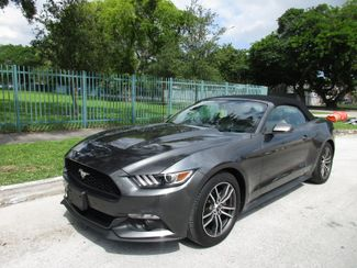 2017 Ford Mustang EcoBoost Premium in Miami, FL 33142