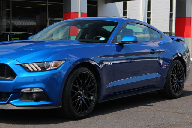 2017 Ford Mustang GT PERFORMANCE PKG - LEATHER -  ROUSH EXHAUST! Mooresville , NC 27