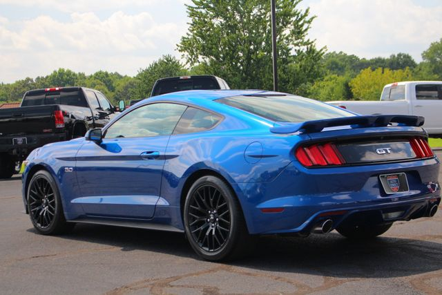 2017 Ford Mustang GT PERFORMANCE PKG - LEATHER -  ROUSH EXHAUST! Mooresville , NC 24