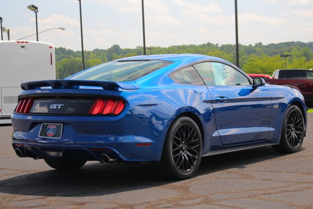 2017 Ford Mustang GT PERFORMANCE PKG - LEATHER -  ROUSH EXHAUST! Mooresville , NC 25