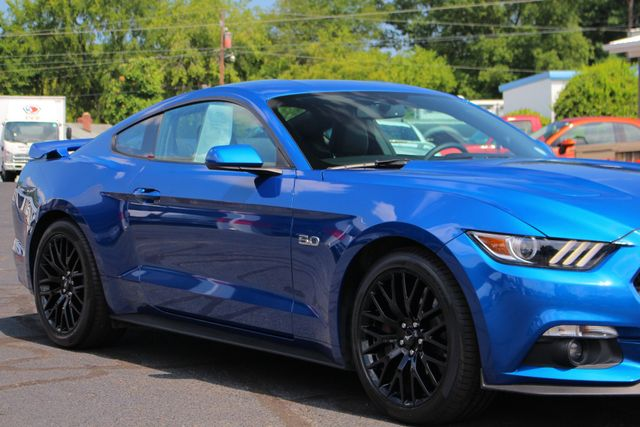2017 Ford Mustang GT PERFORMANCE PKG - LEATHER -  ROUSH EXHAUST! Mooresville , NC 26