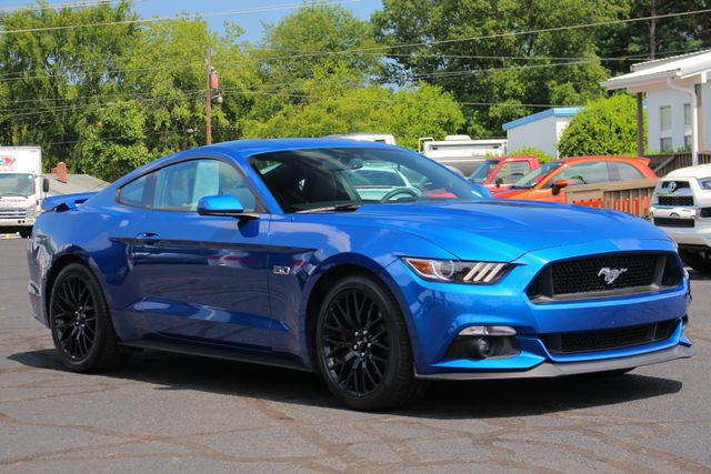 2017 Ford Mustang GT PERFORMANCE PKG - LEATHER -  ROUSH EXHAUST! Mooresville , NC 22