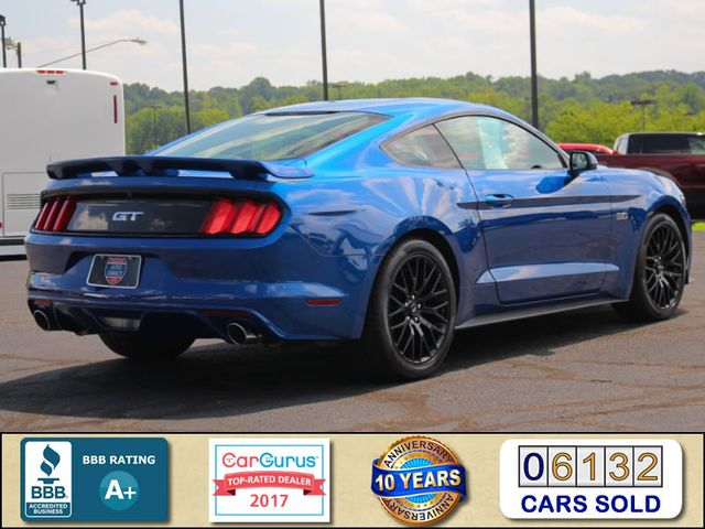 2017 Ford Mustang GT PERFORMANCE PKG - LEATHER -  ROUSH EXHAUST! Mooresville , NC 2
