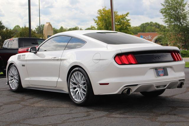 2017 Ford Mustang GT PERFORMANCE PKG - LEATHER - ONE OWNER! Mooresville , NC 25
