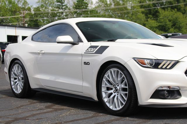 2017 Ford Mustang GT PERFORMANCE PKG - LEATHER - ONE OWNER! Mooresville , NC 26