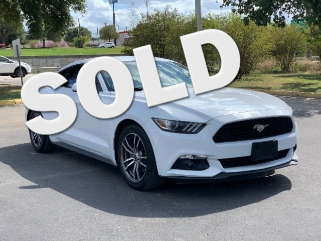2017 Ford Mustang EcoBoost Coupe in San Antonio, TX 78233