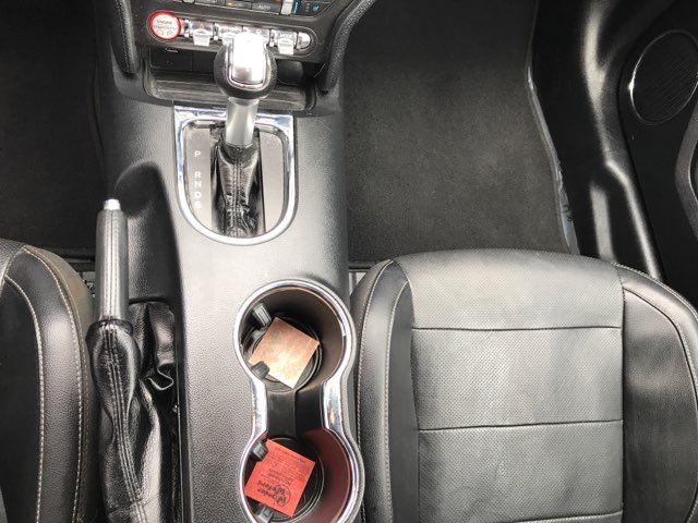 2017 Ford Mustang Eco Premium in San Antonio, TX 78212