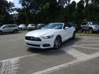 2017 Ford Mustang EcoBoost Premium Convertible SEFFNER, Florida