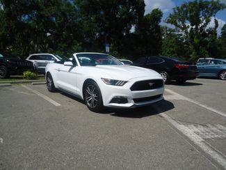2017 Ford Mustang EcoBoost Premium Convertible SEFFNER, Florida 35