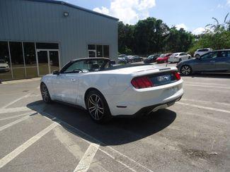 2017 Ford Mustang EcoBoost Premium Convertible SEFFNER, Florida 37