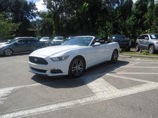 2017 Ford Mustang EcoBoost Premium Convertible SEFFNER, Florida 4