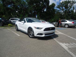 2017 Ford Mustang EcoBoost Premium Convertible SEFFNER, Florida 9