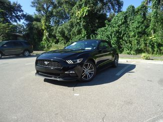 2017 Ford Mustang EcoBoost Premium SEFFNER, Florida