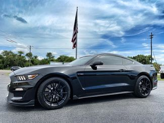 2017 Ford Mustang SHELBY GT350 CARFAX CERT 1 OWNER SHADOW BLACK  Plant City Florida  Bayshore Automotive   in Plant City, Florida