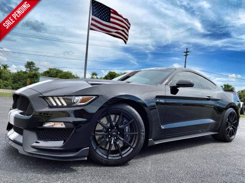 2017 Ford Mustang SHELBY GT350 CARFAX CERT 1 OWNER SHADOW BLACK in Plant City, Florida