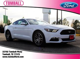 2017 Ford Mustang EcoBoost in Tomball, TX 77375