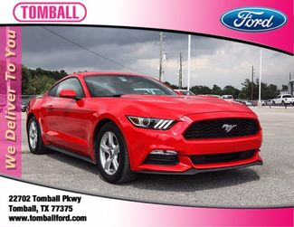 2017 Ford Mustang V6 in Tomball, TX 77375
