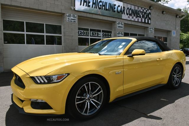 2017 Ford Mustang GT Premium Waterbury, Connecticut 34