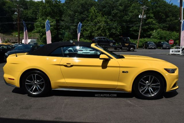 2017 Ford Mustang GT Premium Waterbury, Connecticut 39