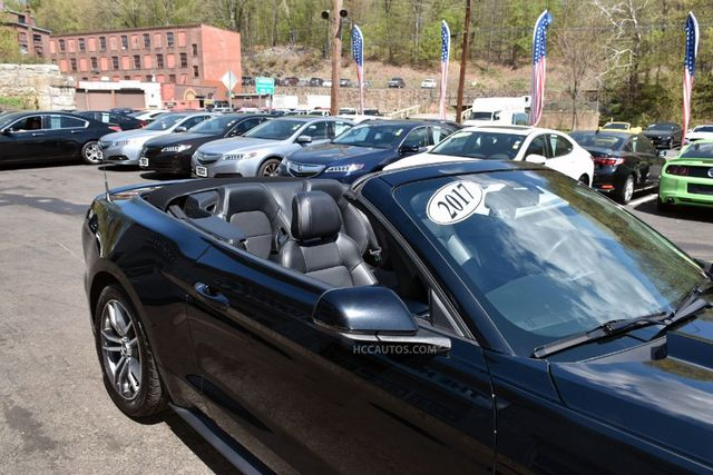 2017 Ford Mustang GT Premium Waterbury, Connecticut 10